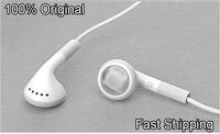 Fast Shipping 100% Original Headphones headset For Apple iPhone  4 4S earphones Volume Control