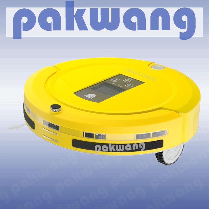 Automatic intelligent robot vacuum cleaner, Best clean Robotic vacuum cleaner(China (Mainland))