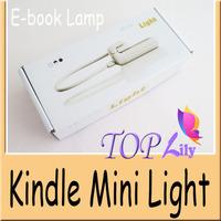 Free DHL/EMS Freeshipping- High Quality 3 Led Ebook Light Amazon Kindle E-book/Tablet Led Lamp Warm For Ebook Reader 30Pcs/Lot