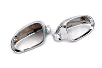 Chrome Side Mirror Housing Replacement For VW Volkswagen Golf MK5