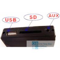Becker USB+SD MP3 Adapter