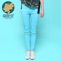 Legging pencil pants trousers mustard original design women's