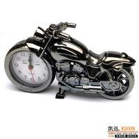 2014 new arrival motorcycle style alarm clock special alarm clock
