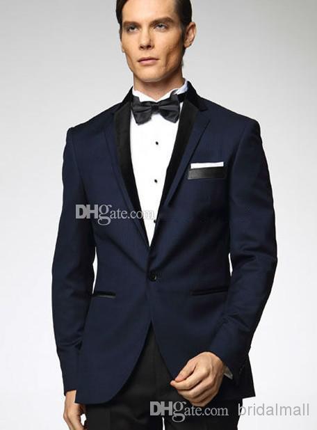 embroidery groom tuxedos groomsmen men wedding suits best man suits ...