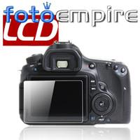 New Self-Adhesive Optical Glass LCD Screen Protector for Panasonic Lumix DMC LX7 LX-7 DSLR Camera