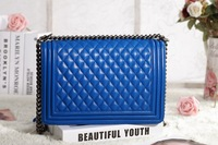 Luxury 67087 W31 CM smooth original leather free shipping wholesale and retail brand new fashion bag women handbag