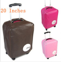 New 3pcs/lot 3 Colors 5 sizes Luggage Bag Covers 20 22 24 26 28 inch Trolley Suitcase Travel Trunk Dirt-Proof Protective Cover