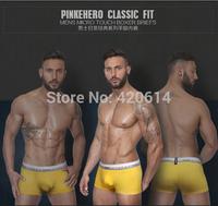 2014 new style, Brand Sexy Underwear Men, Special Printed Men's Boxer, 12pcs/lot Cotton men's Underwear, Printed Men's Underwear
