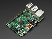 Raspberry Pi Model B+ 512MB RAM PI model B plus RP004