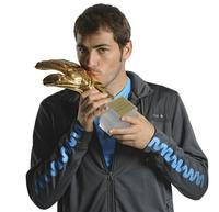 2014 Brazilian World Cup souvenirs football trophy 1:1 resin model best goalkeeper Golden gloves
