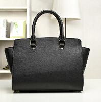 Bags handbags women famous brands women messenger bags genuine LEATHER BAGS for woman/shoulder tote bag leather handbags 2015