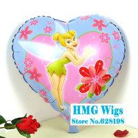 """Balloon Birthday Party Decoration FAERIE balloon Kids Cartoon Balloons Gift  10pcs/lot  18"""""""