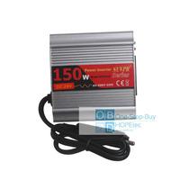 New 150W DC 24V to AC 220V Power CAR USB INVERTER