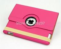 7.9 inch Lichee Pattern turn 360 degrees Fashion Cover Case For ipad mini Cover for ipad mini