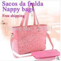 Free Shipping Hot Sale Mommy Bag Baby Diaper Bag Nappy bags for carter  bolsa maternidade bolsa de bebe