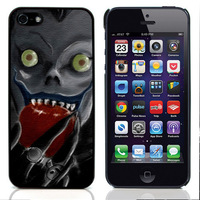 New Aluminum Metal Plate Hard Plastic Shell Cover Cartoon Death Note For Apple Iphone 4 4s 5 5s 5c Phone Case Free Shipping 9