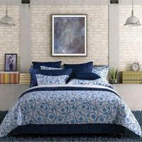 2014 New! The Mediterranean Sea style bed set bedding sets linen queen size duvet cover bedclothes bedspread sheet pillowcase