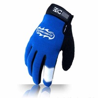 Free Shipping 2014 New Outdoor Sports Gloves With Reflect Light Design Safety Protect Touch Screen Glove Cycling Glove/Gloves-36