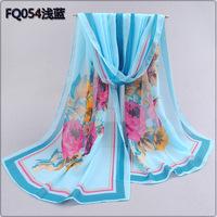 free shipping 2014 spring and autumn thin silk scarf women's scarf chiffon silk scarf