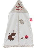 Baby cotton Diaper Bag / bag hanging baby diaper bag hedgehog series