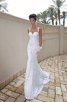 Hot sale White/ivory  sleeveless wedding dress Bridal gown Custom Size A-334