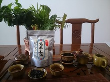 Chinese tea with rich fragrance Old fir narcissus 100g black tea bag packing loss weight improve