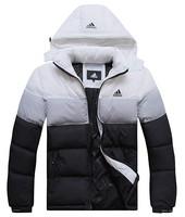 free shipping Men winter jacket ,new arrived fashion sports outdoor Winter down coat men,men outerwear jacket Size L-4XL