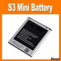 1500 mAh Battery for  Galaxy S3 SIII Mini i8190 Battery High Quality