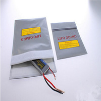 5pcs/Lot  RC LiPo Battery Safety Bag Safe Guard Charge Sack 180 X230 mm  Free Shipping Wholesale