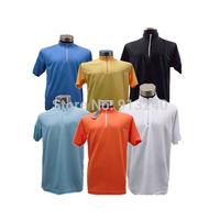 high quality Zip golf shirts