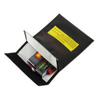 5pcs/Lot  RC LiPo Li-Po Battery Safety Fireproof Bag Safe Guard Charge Sack 300 X230 mm  Free Shipping Wholesale