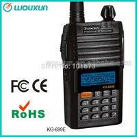 Long range walkie talkie KG-669E 400-470MHZ Walkie Talkie ham radio for WOUXUN