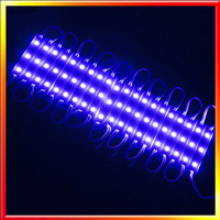 Promotional Waterproof 5050 3LED Module DC 12V LED Channel Dropshipping 20pcs/lot