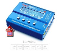 New Arriva Compact Design B6 Upgraed Version! Professional Balance Charger/Discharger Imax B6 Mini