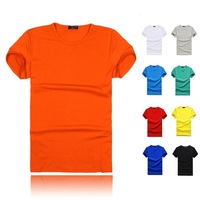 2014 New Mens Cotton Best Quality Casual T-Shirts Tee Shirt Slim Fit Tops New Sport Shirts Big Size L~XXXXL Free Shipping