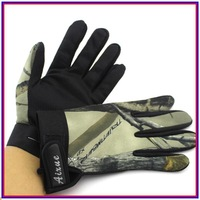 2015 new outdoor tactical gloves, camouflage gloves with velcro, men slip warm winter bike motorcycle gloves Free Shipping