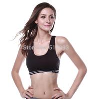 200 PCS/ Free shipping hotsale Sexy Seamless fashion sport yoga bra Leisure similar Ahh / Genie sport leisure Bra