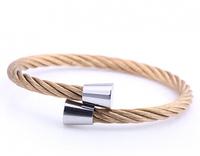 2014 New Arrival Fashion Vintage Jewelry  Men Titanium Steel Cuff Bracelet Stainless Steel adjustable Bracelet Bangle SL160