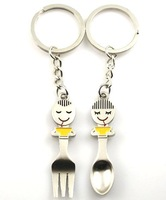 Gift Keychains Fork and Spoon