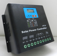 High efficiency 192V 60A Solar Charge Controller,11520w Solar Regulator,PWM Charging,LCD Display,battery indicator,CE