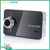 K6000 Car DVR 1920*1080P Driving Recorder Wide Angle 1080P HD 2.7 inch Screen Car Video Recorder 20Pcs/Lot Free DHL Shipping