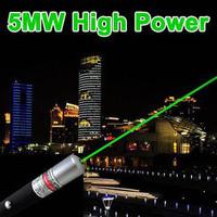 Free shipping long-range 1000 meters New Great Powerful Green Laser Pointer Pen Dot Green Laser Light 100mw Wholesale