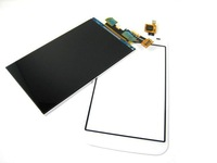 Touch Screen Digitizer LCD Display Assembly For LG Optimus L7 P700 P705 With Frame Black/White Color Free Shipping