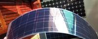 50W/12V flexible monocrystalline solar panel very slim solar panel for outdoor Diy,Car,RV,Boat,charger,transparent color