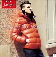 Free Shipping Men Winter Jacket ,New Arrived Fashion Sports Outdoor Winter Down Coat Men,Warm Outerwear Jacket Size S-XXL