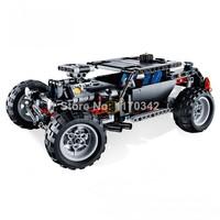 Decool 3340 Transport Hummer SUV Building Block Sets Model Educational DIY Bricks Toys For Children