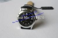 Min.order $10 waterproof Korea luxury  round elegant wristwatch top brand genuine leather quartz watch for wome/men CDWT001009