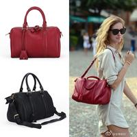 Vintage 2013 for BOSS handbag messenger bag motorcycle bag sc women's handbag