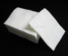 200 Gel X UV Nail Tips polaco Shellac Remover Limpiador Limpie paños de algodón sin pelusa(China (Mainland))