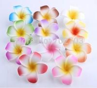 Wedding Party Decoration  Foam 4cm Plumeria Frangipani Flower 200pcs/lot